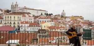 miradouro portas do sol Lisboa