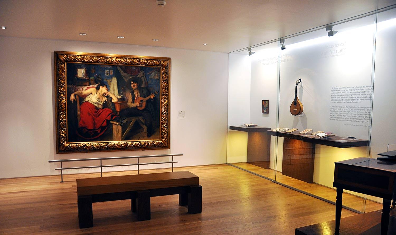 Fado-Museum in Lissabon