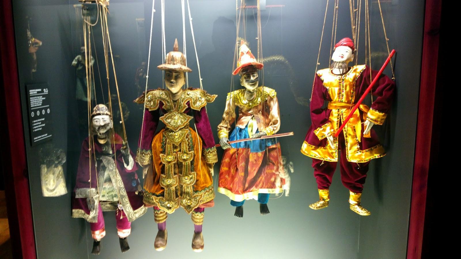 lissabonisches marionetten museum